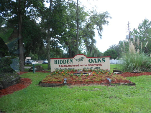 Hidden Oaks MHC